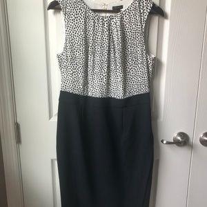 NWT Talbot's Sleeveless Mid-Length Dress